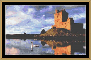 DUNGUAIRE CASTLE FP-IRE01 - Mystic Stitch Inc...