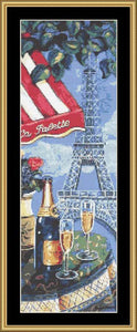 EIFFEL TOWER-WHIMSY FP-FRA09 - Mystic Stitch Inc...