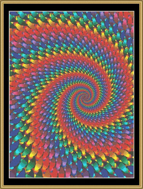 Fabulous Fractal Collection 1    FFC-01 - Mystic Stitch Inc...