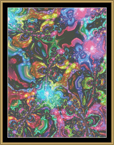 Fabulous Fractal Collection 02     FFC-02 - Mystic Stitch Inc...