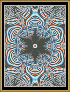 Fabulous Fractal Collection 08     FFC-08 - Mystic Stitch Inc...