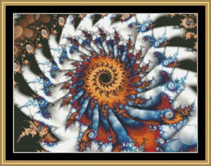 Fabulous Fractal Collection CIV      FFC-104 - Mystic Stitch Inc...