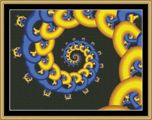 Fabulous Fractal Collection CV      FFC-105 - Mystic Stitch Inc...
