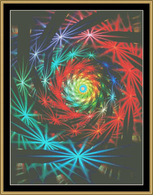 Fabulous Fractal Collection 13     FFC-13 - Mystic Stitch Inc...