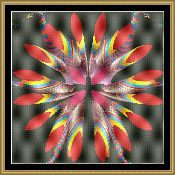 Fabulous Fractal Collection CLXXX      FFC-180 - Mystic Stitch Inc...