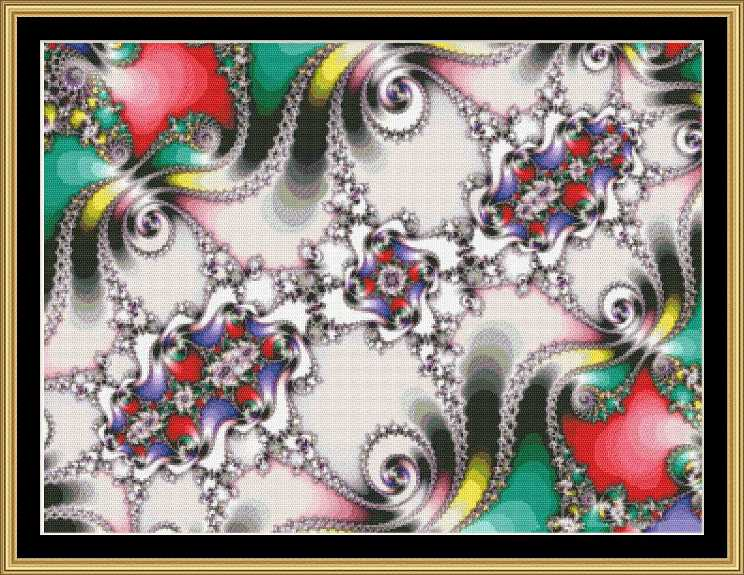 Fabulous Fractal Collection  57     FFC-57 - Mystic Stitch Inc...