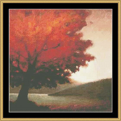 AUTUMN SOLITUDE FL-17 - Mystic Stitch Inc...