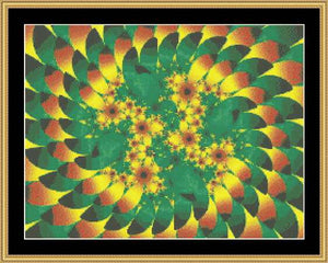 LIMITED EDITION FRACTAL SERIES 008    FRACTAL-008