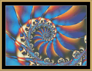 LIMITED EDITION FRACTAL SERIES 023      FRACTAL-023