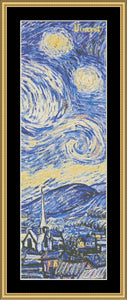 """IT'S ALL IN THE DETAIL"" COLLECTION STARRY NIGHT – VAN GOGH GM-200"