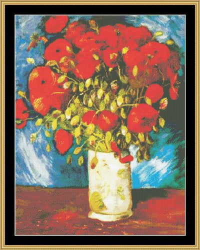 THE GREAT MASTERS COLLECTION - POPPIES  GM-80