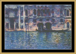 THE GREAT MASTERS COLLECTION Venice Palazzo daMula  GM-88