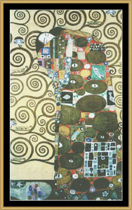 GREAT MASTER COLLECTION - Fullfillment - Klimt   GM2-22 - Mystic Stitch Inc...
