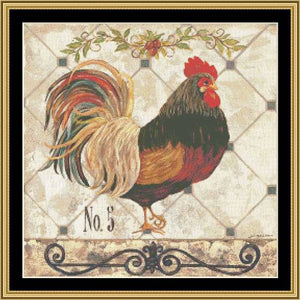 Country Rooster   JM-101