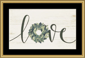 FARMHOUSE CHRISTMAS - LOVE JM-206