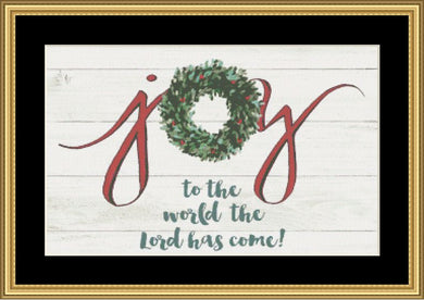 A FARMHOUSE CHRISTMAS – JOY II JM-208