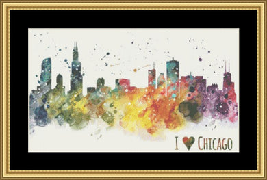 A CITY COLLECTION - CHICAGO   JM-215