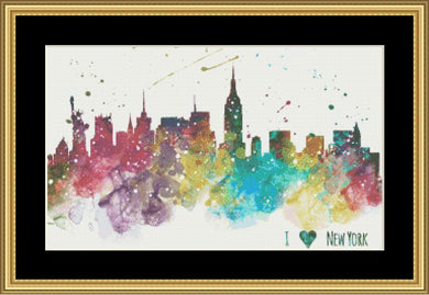 A CITY COLLECTION - NEW YORK  JM-217