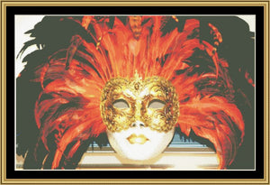 MARDI GRAS COLLECTION Masks Of Carnaval II MARGRA-10