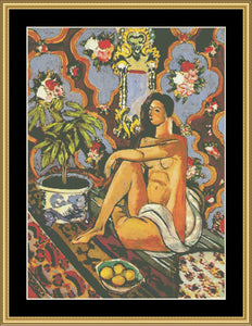 A Great Masters Collection-Decorative Figure I-Matisse  MAT-01