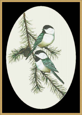 CHICKADEES MM-48