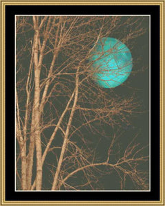 New Moon Series - Blue Moon  NFP-172