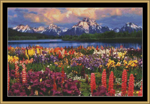 GRAND TETON  NFP-33 - Mystic Stitch Inc...