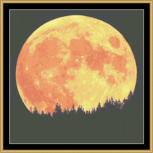 Blood Moon    NFP-89 - Mystic Stitch Inc...
