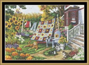 Country Autumn  NW-05 - Mystic Stitch Inc...