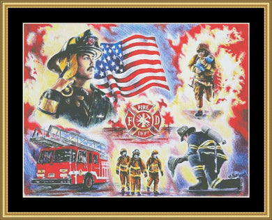 AMERICAN FIRE FIGHTER READ-131