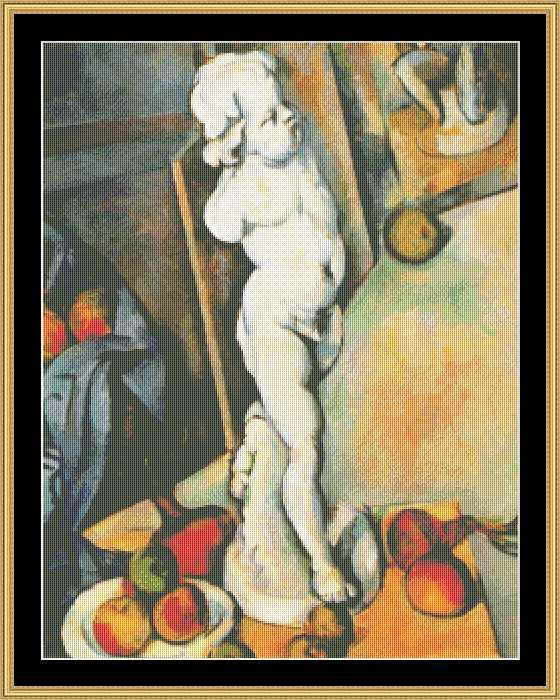 GREAT MASTERS COLLECTION Still Life With Cupid  GM-42
