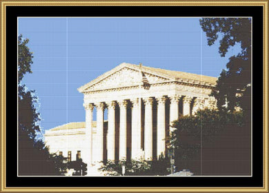 SUPREME COURT BUILDING FP-DC02