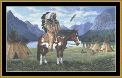 THANKING THE GREAT SPIRIT MM-09