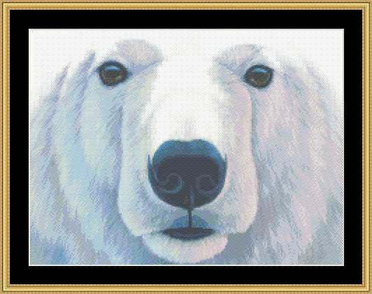 THE MANY FACES – POLAR BEAR  CLB-08