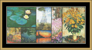 """A TRIBUTE SERIES"" -MONET II  TRIB-GMMON-02"