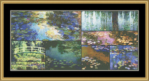 """A TRIBUTE SERIES"" -MONET III  TRIB-GMMON-03"