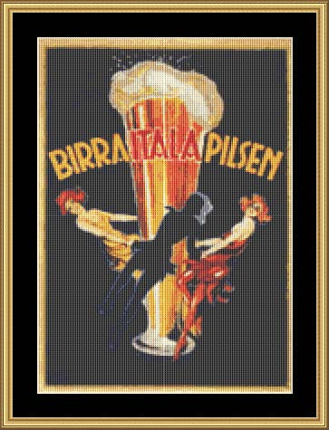 BIRRA ITALIA VP-05 - Mystic Stitch Inc...