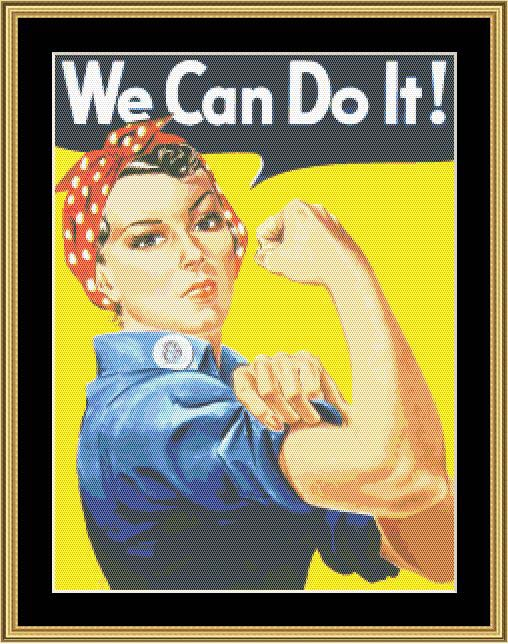 ROSIE THE RIVETER  VP-301