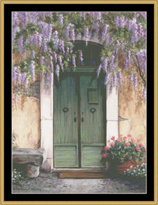 English Door Series - English Door VI BF-180 - Mystic Stitch Inc...
