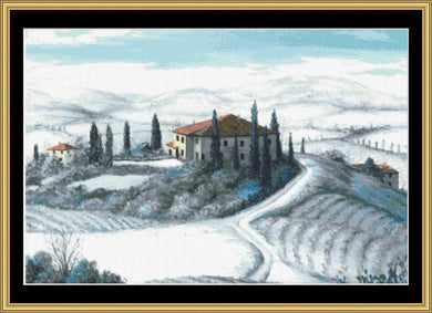 Copy of VINEYARD COLLECTION - WINTER VINEYARD  BF-451