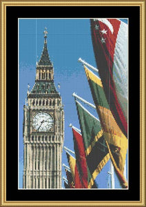 BIG BEN II FP-ENG04 - Mystic Stitch Inc...
