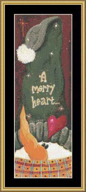 A Merry Heart  JM-10 - Mystic Stitch Inc...