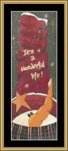 A Wonderful Life  JM-11 - Mystic Stitch Inc...