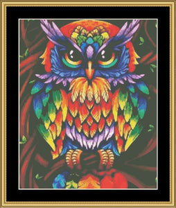 A BRIGHT OWL   NFP-804