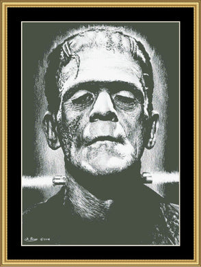 Boris Karloff   READ-86