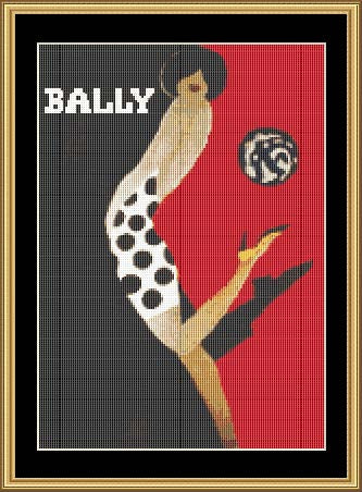BALLY  VP-30 - Mystic Stitch Inc...