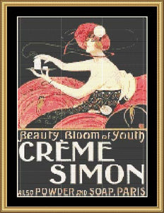 CREME SIMON  VP-35 - Mystic Stitch Inc...