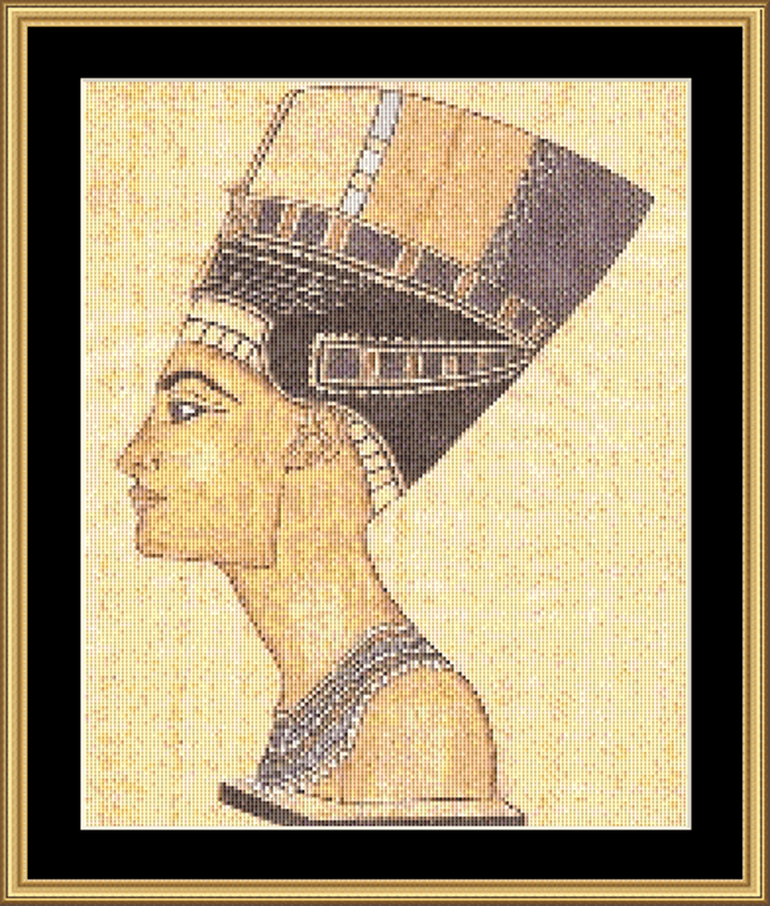 EGYPTIAN WOMAN WC-31