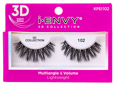I-ENVY 3D COLLECTION EYELASH | KISS