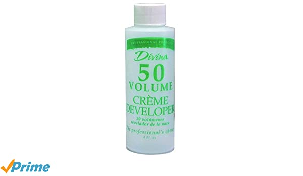 CREME DEVELOPER 50 VOL 4 OZ | DIVINA